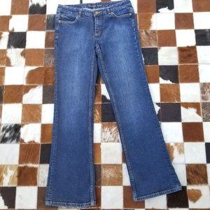 Michael Kors Blue Denim Jeans, size 8